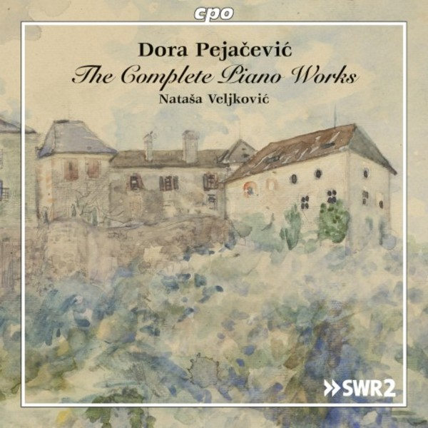 Pejacevic - Complete Piano Works | CPO 5550032
