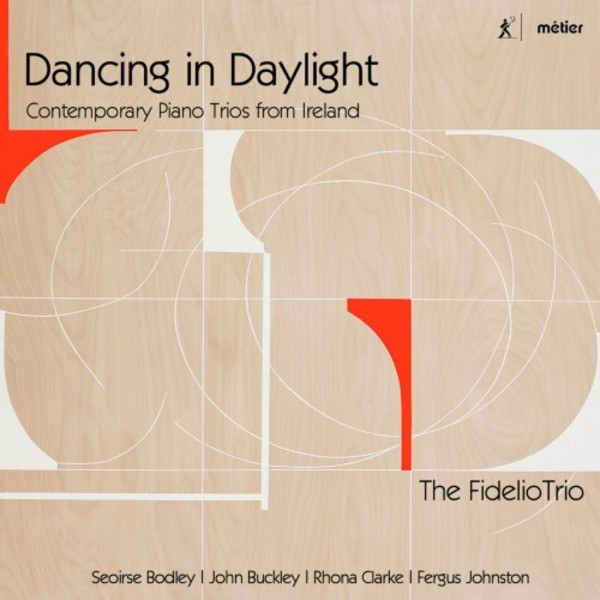Dancing in Daylight: Contemporary Piano Trios from Ireland | Metier MSV28556