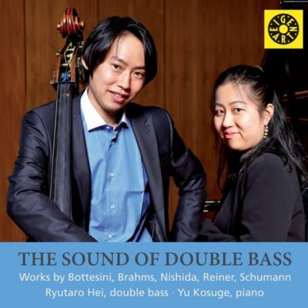 The Sound of Double Bass | Eigen Art EIGEN10500