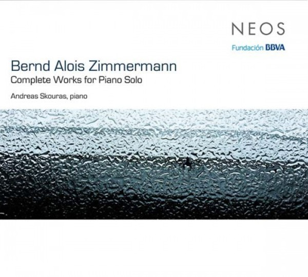 Zimmermann - Complete Works for Piano Solo | Neos Music NEOS11026