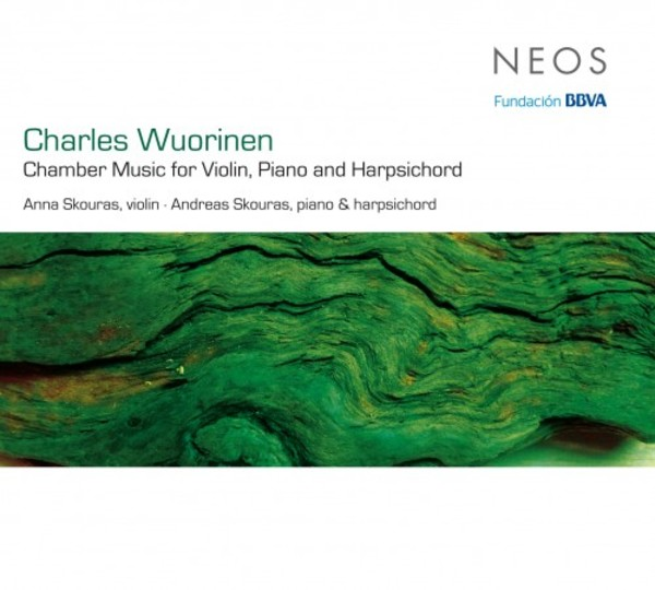 Charles Wuorinen - Chamber Music for Violin, Piano and Harpsichord | Neos Music NEOS11123