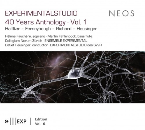 Experimentalstudio: 40 Years Anthology Vol.1 | Neos Music NEOS11515