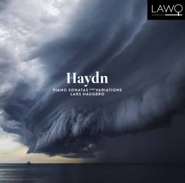 Haydn - Piano Sonatas and Variations | Lawo Classics LWC1094