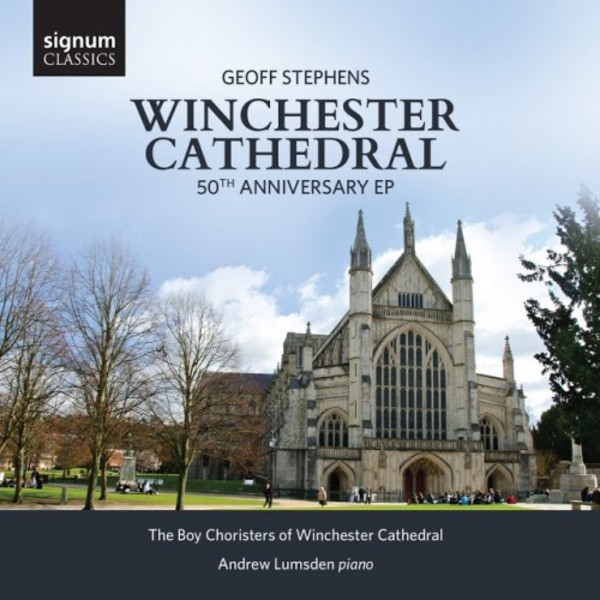 Geoff Stephens - Winchester Cathedral: 50th Anniversary EP | Signum SIGCD449