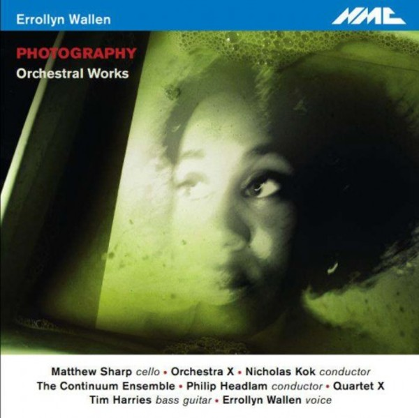 Errollyn Wallen - Photography: Orchestral Works | NMC Recordings NMCD221