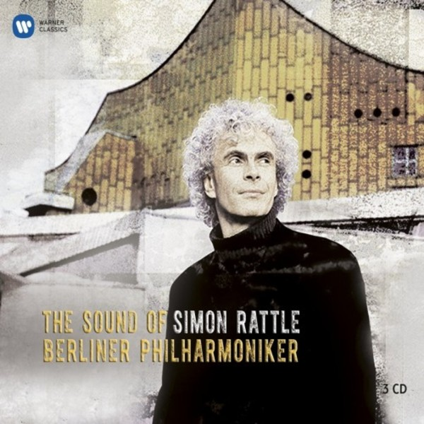 The Sound of Simon Rattle | Warner 2564648733