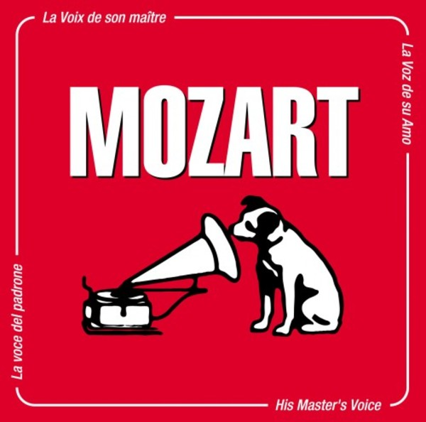 Mozart (Nipper Series) | Warner 2564649012