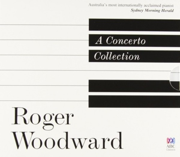 Roger Woodward: A Concerto Collection | ABC Classics ABC4811322