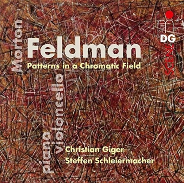 Feldman - Patterns in a Chromatic Field | MDG (Dabringhaus und Grimm) MDG6131931
