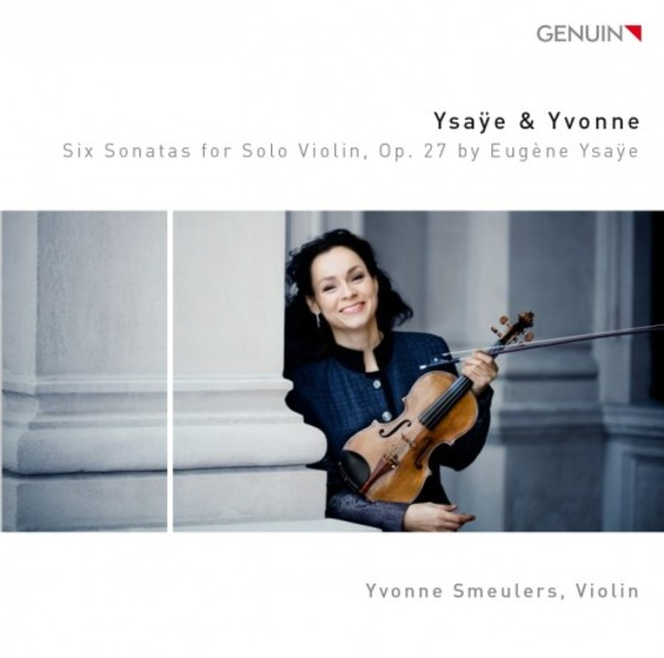 Ysaye - Six Sonatas for Solo Violin Op.27 | Genuin GEN16417
