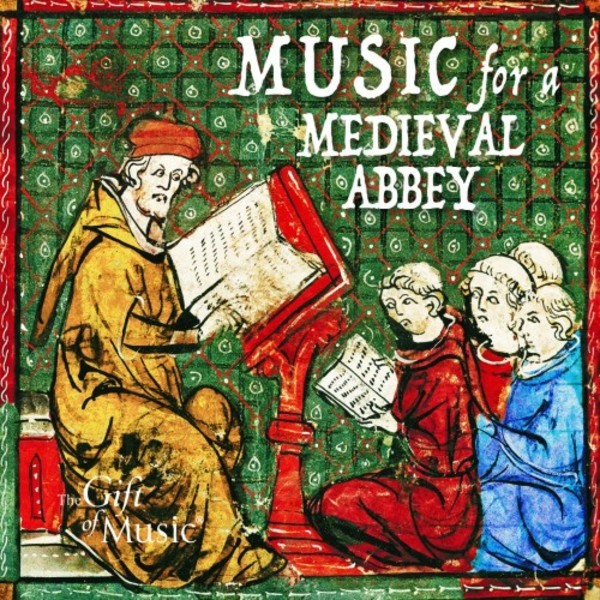 Hildegard of Bingen - Music for a Medieval Abbey | Gift of Music CCLCDG1289