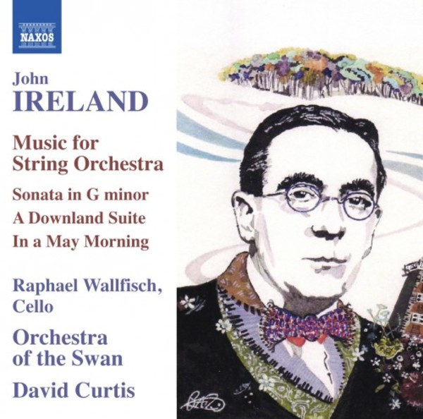 Ireland - Music for String Orchestra | Naxos 8571372