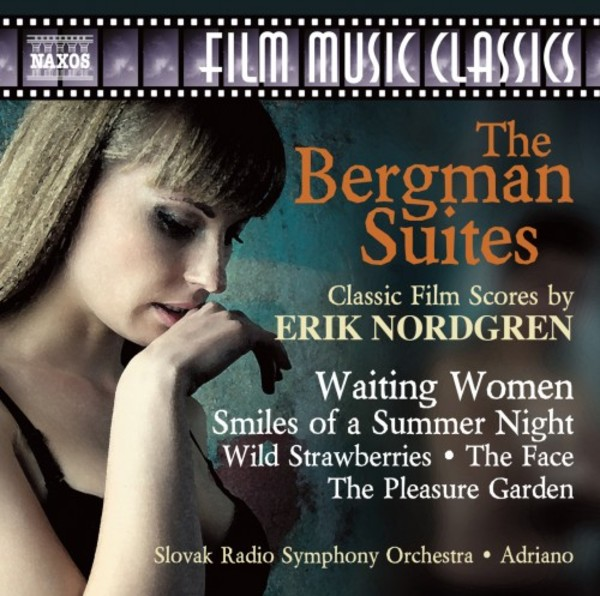 Nordgren - The Bergman Suites