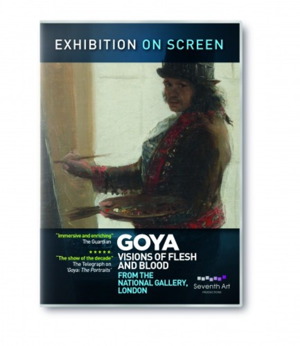 Goya: Visions of Flesh and Blood (DVD) | Seventh Art SEV190