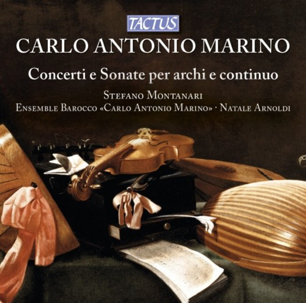 Marino - Concertos and Sonatas for strings and continuo | Tactus TC671302