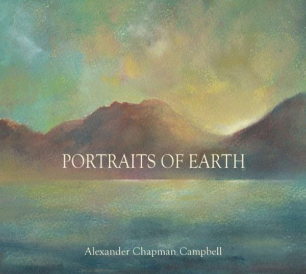 Alexander Chapman Campbell - Portraits of Earth | Alexander Chapman Campbell ACC9607