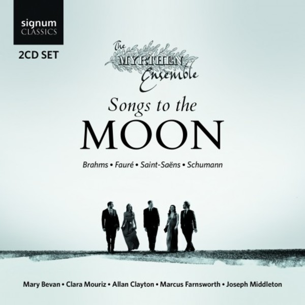 Myrthen Ensemble: Songs to the Moon | Signum SIGCD443