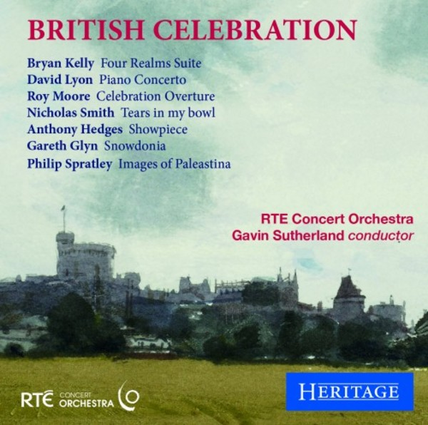 British Celebration | Heritage HTGCD203