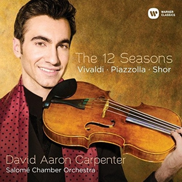 Vivaldi, Piazzolla, Shor - The 12 Seasons | Warner 2564648695