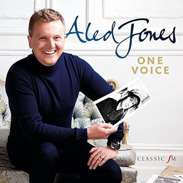 Aled Jones: One Voice | Classic FM CFMD42