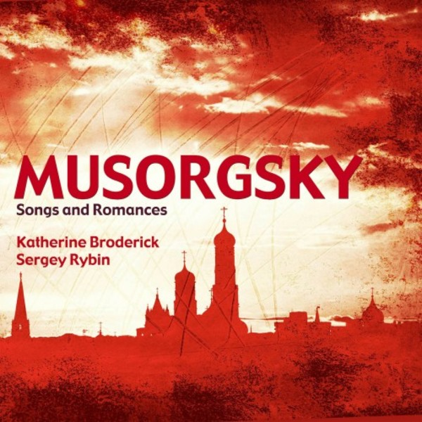 Mussorgsky - Songs and Romances | Stone Records 5060192780581