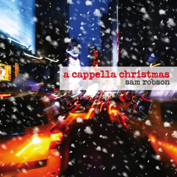 Sam Robson: A Cappella Christmas | Stone Records 5060192780598
