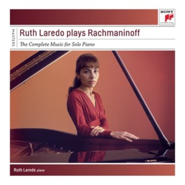Ruth Laredo plays Rachmaninov - The Complete Music for Solo Piano | Sony - Classical Masters 88875168352