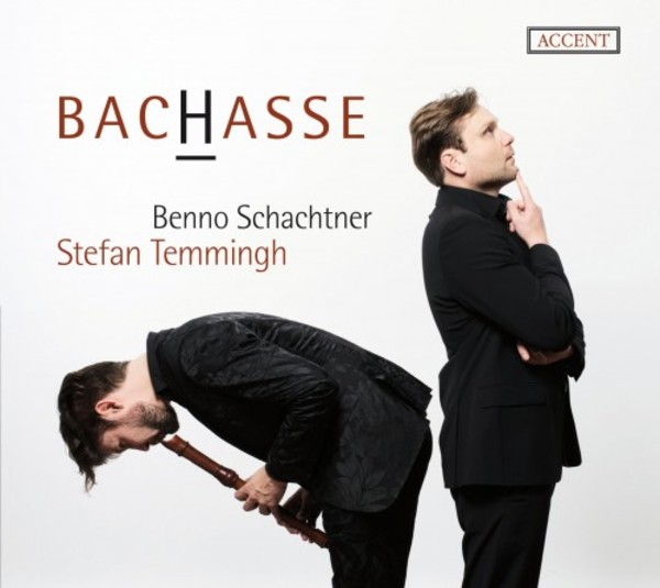 BacHasse: Works by Hasse & Bach | Accent ACC24315