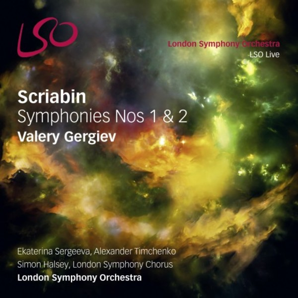 Scriabin - Symphonies 1 & 2 | LSO Live LSO0770