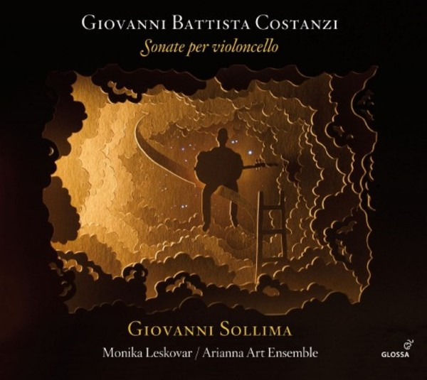 Costanzi - Cello Sonatas | Glossa GCD923801