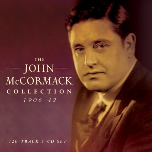 The John McCormack Collection 1906-1942 | Acrobat ACFCD7508