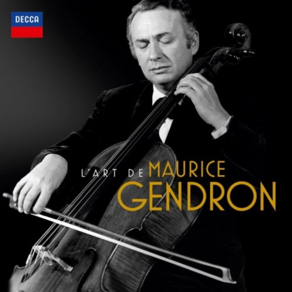 The Art of Maurice Gendron | Decca - France 4823849