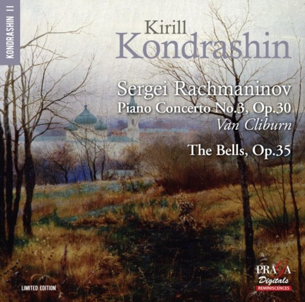 Rachmaninov - Piano Concerto no.3, The Bells | Praga Digitals PRD350123