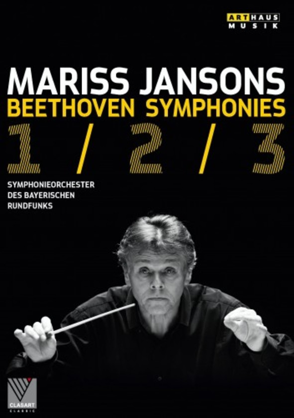 Beethoven - Symphonies 1-3 (DVD) | Arthaus 102175
