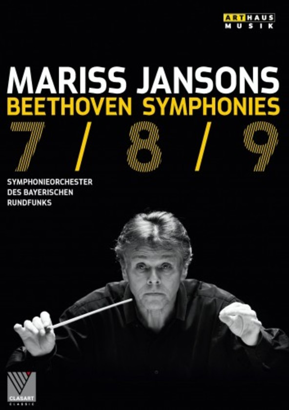Beethoven - Symphonies 7-9 (DVD) | Arthaus 102177