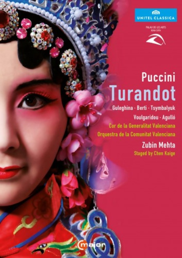 Puccini - Turandot (DVD) | C Major Entertainment 750008
