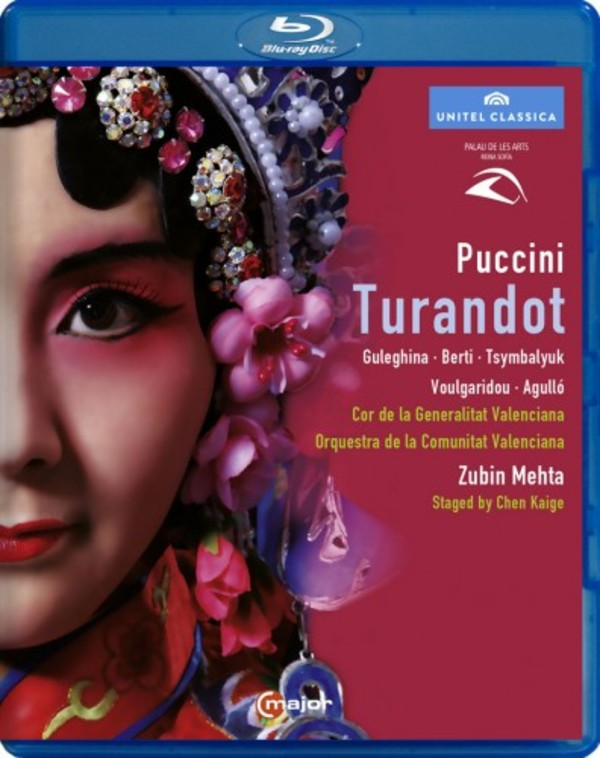 Puccini - Turandot (Blu-ray) | C Major Entertainment 750104