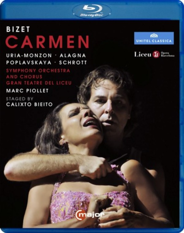 Bizet - Carmen (Blu-ray) | C Major Entertainment 750304