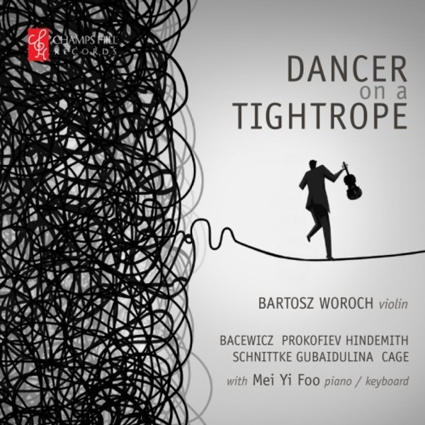Dancer on a Tightrope | Champs Hill Records CHRCD114