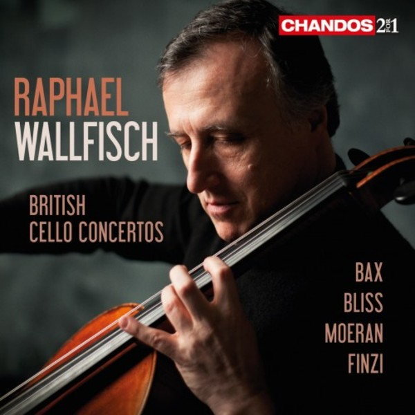 British Cello Concertos | Chandos - 2-4-1 CHAN24156