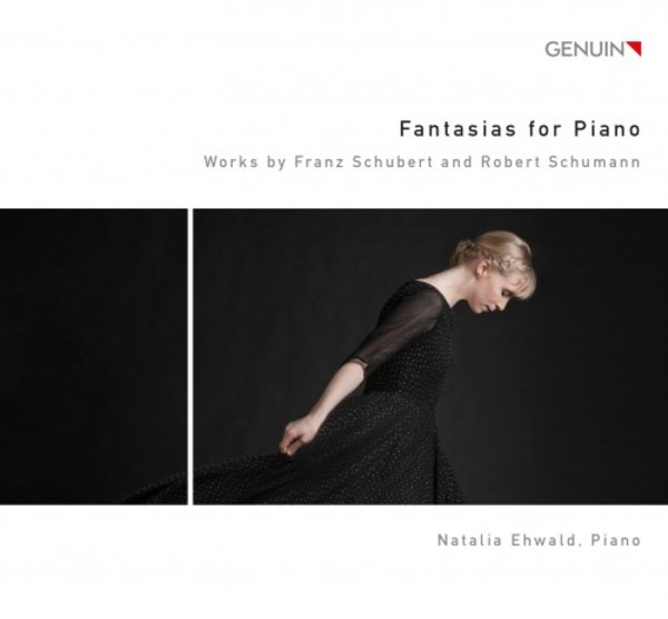 Fantasias for Piano: Works by Schubert & Schumann | Genuin GEN16413