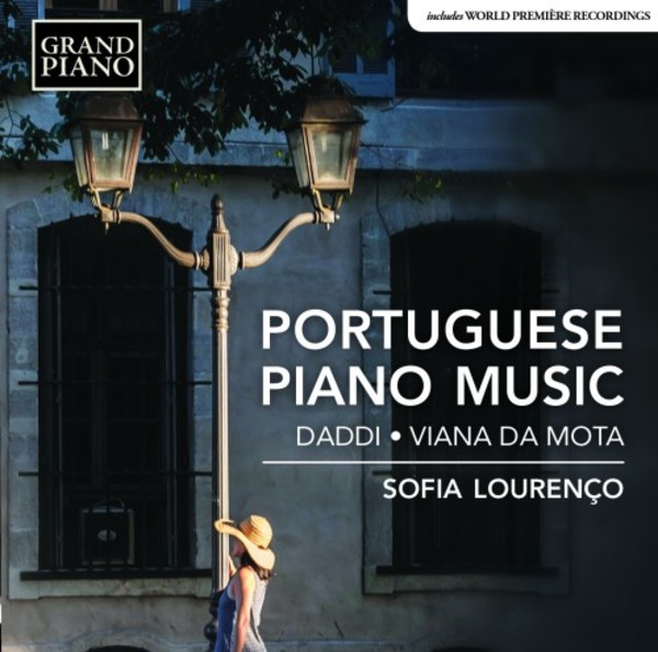 Portuguese Piano Music | Grand Piano GP725