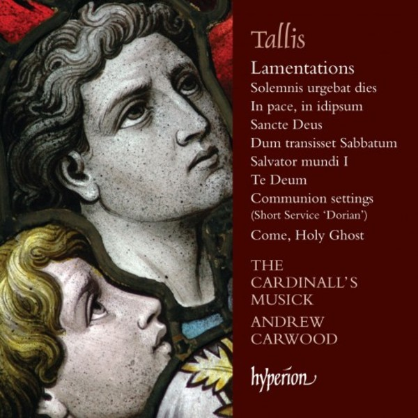 Tallis - Lamentations & other sacred music