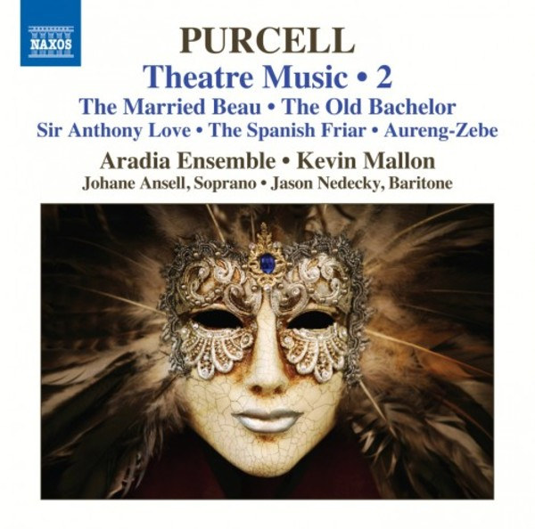 Purcell - Theatre Music Vol.2 | Naxos 8573280