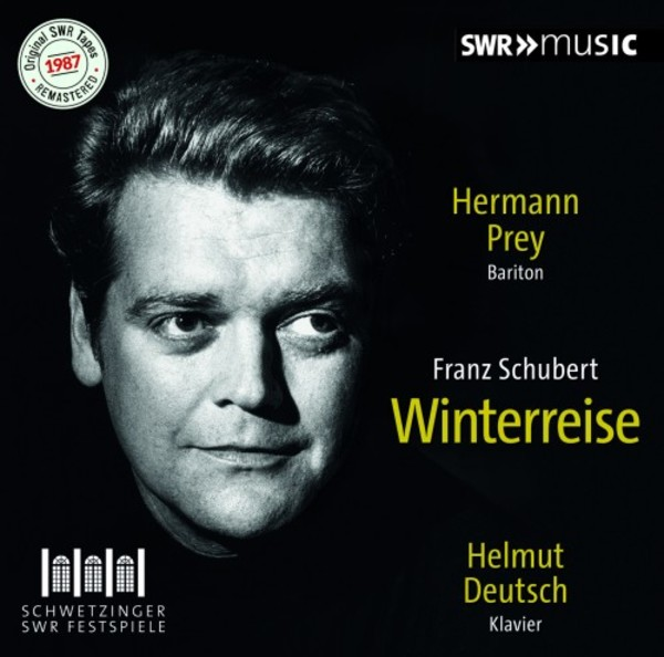 Schubert - Winterreise | SWR Music SWR19012CD
