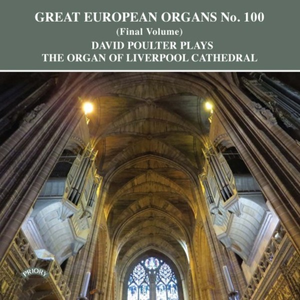 Great European Organs No.100 | Priory PRCD1158