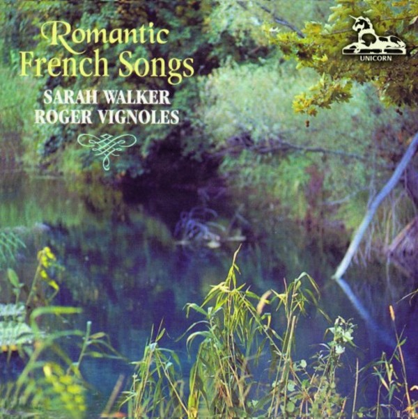 Romantic French Songs | Unicorn Kanchana UKCD2078