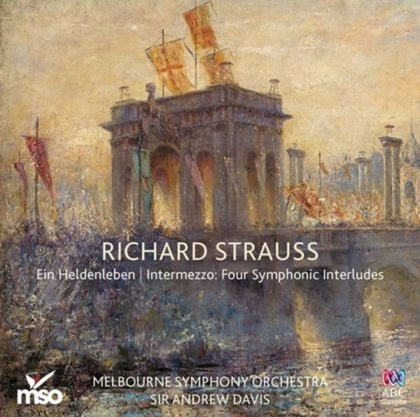 R Strauss - Ein Heldenleben, Symphonic Interludes from Intermezzo | ABC Classics ABC4812425