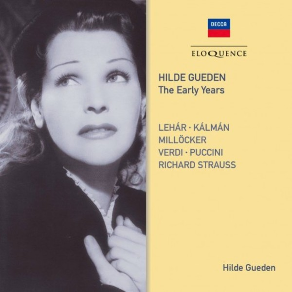 Hilde Gueden: The Early Years | Australian Eloquence ELQ4820262