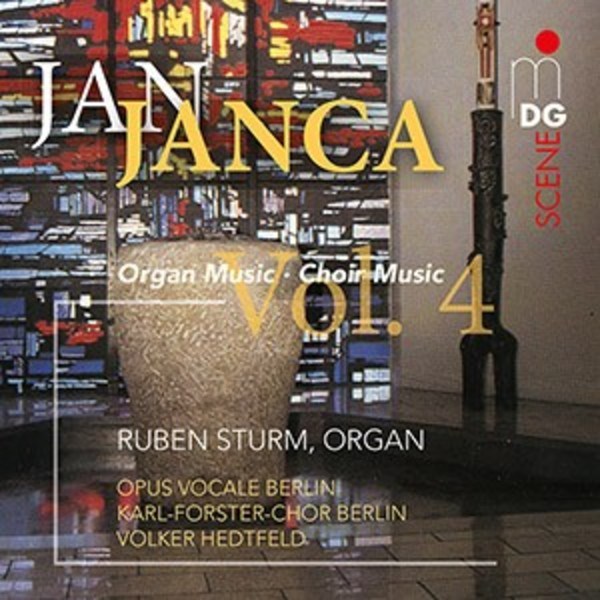 Janca - Works for Organ and Choir Vol.4 | MDG (Dabringhaus und Grimm) MDG6061948